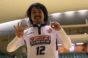 木下選手兼監督がサンパチオ公式戦最年長ゴール記録を40歳0か月に更新!