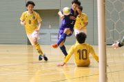 笑いの神降臨?ボールがカウンター気味に顔面直撃した瞬間の田中の表情をご覧ください。