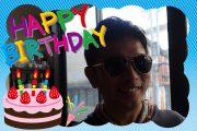大川会長、41回目の誕生日おめでとうございます!