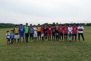 カルチオ2019(サッカー大会)のプレ大会がひっそりと行われました