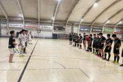 今シーズン初の練習試合は日本体育大学ELGOLAZO